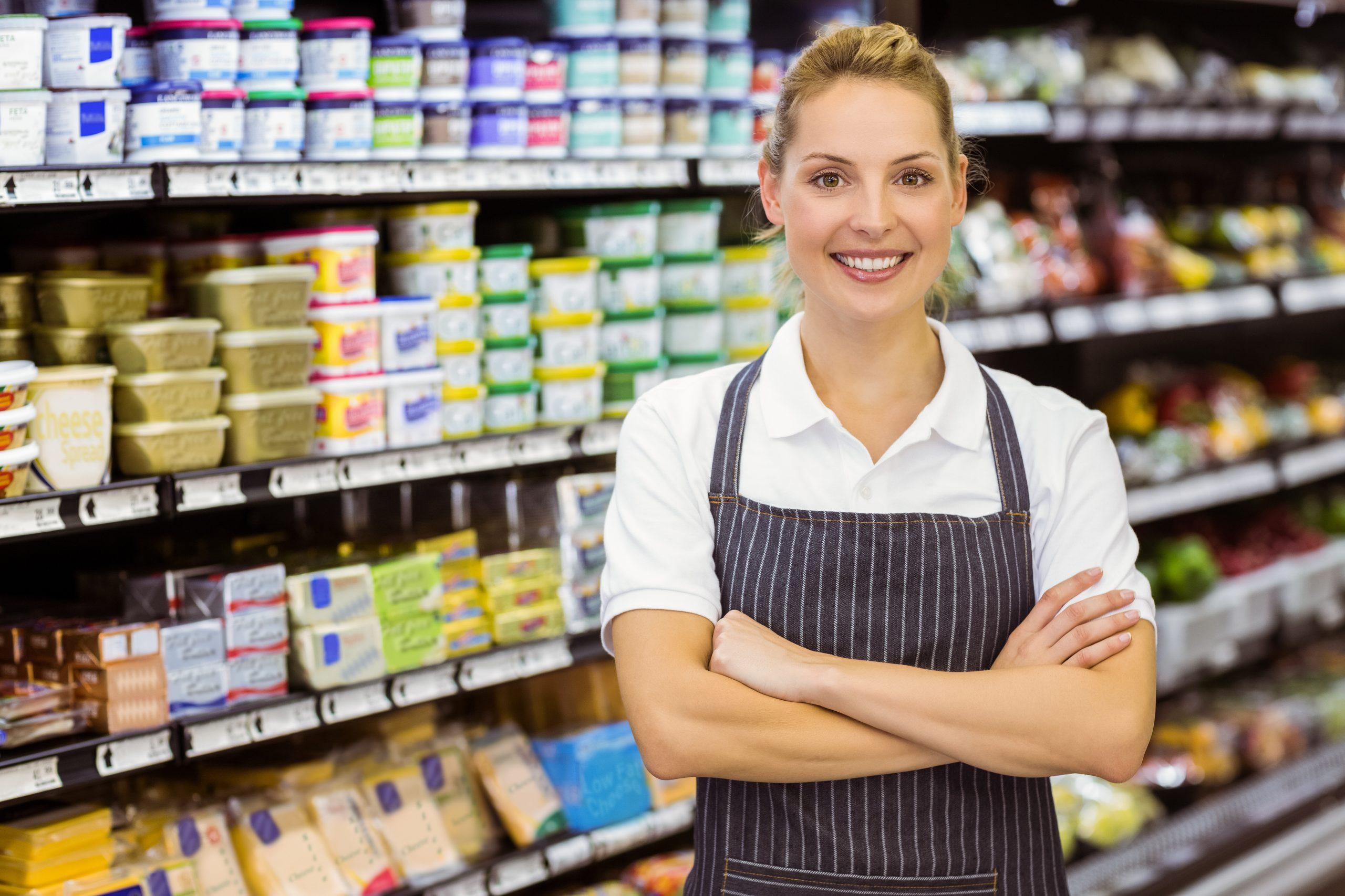 Prekyba maisto prekėmis